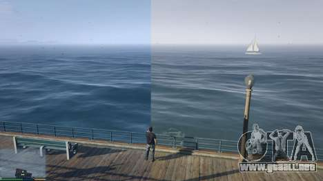 GTA 5 Natural Tones and Lighting (Custom ReShade) cuarto captura de pantalla