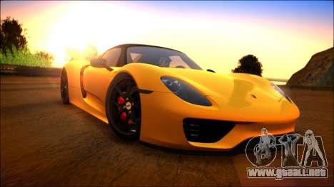 Pavanjit ENB v3 para GTA San Andreas tercera pantalla
