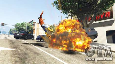 El caos para GTA 5