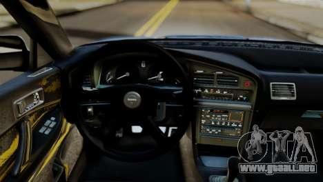 Subaru Legacy RS 1990 para la visión correcta GTA San Andreas