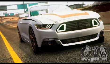 ENB Pavanjit v4 para GTA San Andreas tercera pantalla