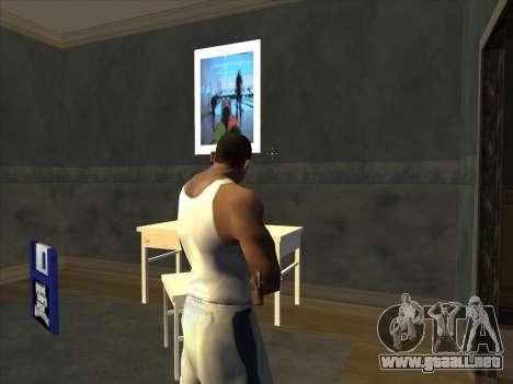PCM de Battlefield 2 para GTA San Andreas quinta pantalla