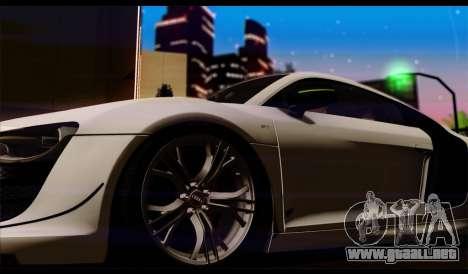 ENB J.F ProjeT 3.0 para GTA San Andreas segunda pantalla