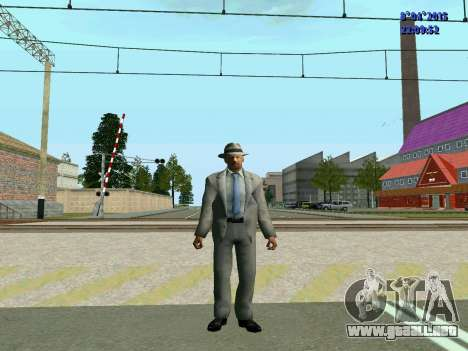 Jruschov, Nikita Sergeyevich para GTA San Andreas segunda pantalla