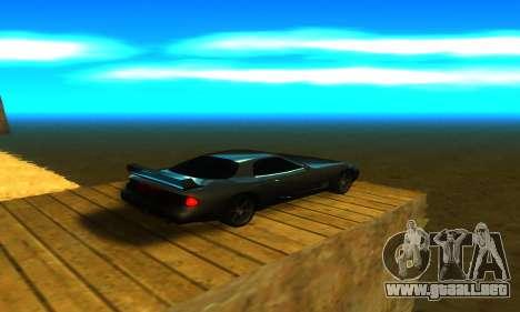ENB 1.5 & Wonder Timecyc para GTA San Andreas sucesivamente de pantalla