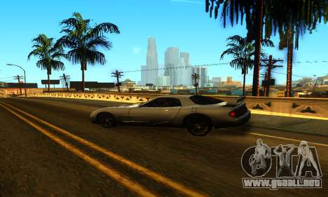 ENB 1.5 & Wonder Timecyc para GTA San Andreas segunda pantalla