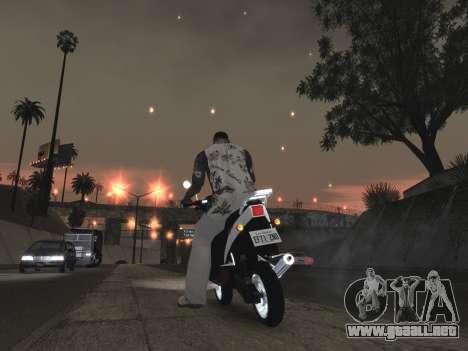 Final De Niza ColorMod para GTA San Andreas novena de pantalla