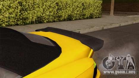 GTA 5 Ubermacht Zion XS Cabrio para la visión correcta GTA San Andreas