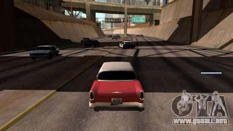 Nueva sombra sin perder FPS para GTA San Andreas sexta pantalla