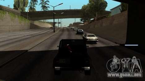 Nueva sombra sin perder FPS para GTA San Andreas novena de pantalla