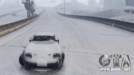 GTA 5 GTA V Online Snow Mod sexta captura de pantalla