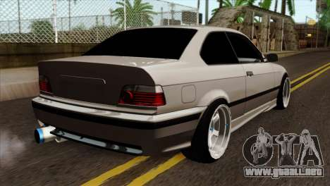 BMW M3 E36 para GTA San Andreas left
