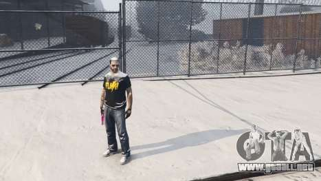 GTA 5 GTA V Online Snow Mod segunda captura de pantalla