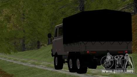 UAZ 39094 6X6 hunter Sueño para la visión correcta GTA San Andreas