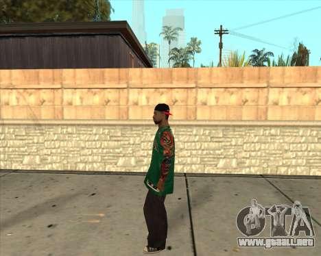 Grove HD para GTA San Andreas tercera pantalla