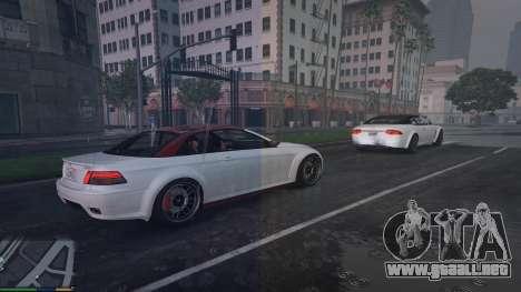 GTA 5 Natural Tones and Lighting (Custom ReShade) segunda captura de pantalla