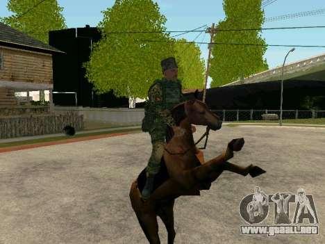 Los Cosacos De Kubán para GTA San Andreas séptima pantalla