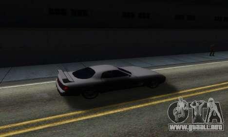 ENB 1.5 & Wonder Timecyc para GTA San Andreas sexta pantalla