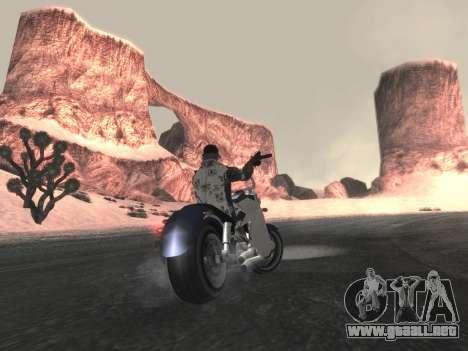 Final De Niza ColorMod para GTA San Andreas sexta pantalla