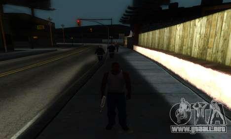 ENB 1.5 & Wonder Timecyc para GTA San Andreas séptima pantalla