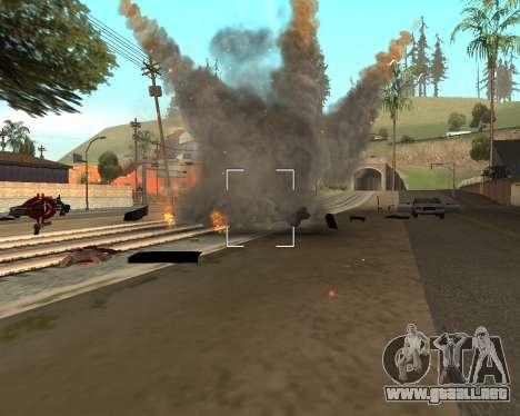 Good Effects v1.1 para GTA San Andreas quinta pantalla