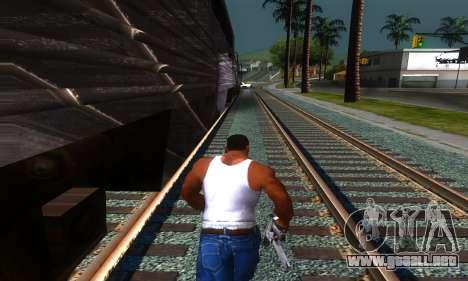 ENB 1.5 & Wonder Timecyc para GTA San Andreas octavo de pantalla