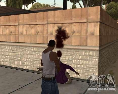 Good Effects v1.1 para GTA San Andreas tercera pantalla