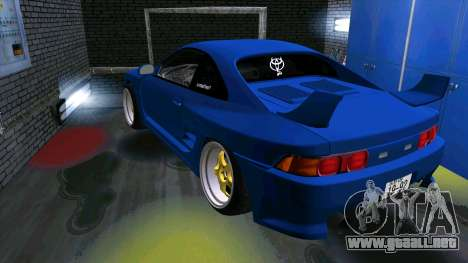 Toyota MR2 para visión interna GTA San Andreas