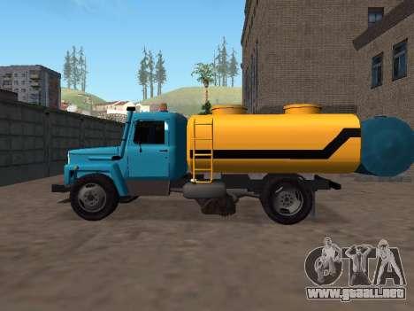GAS de Riego 53 para GTA San Andreas left
