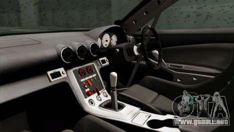 Nissan Silvia S15 Hunter para la visión correcta GTA San Andreas