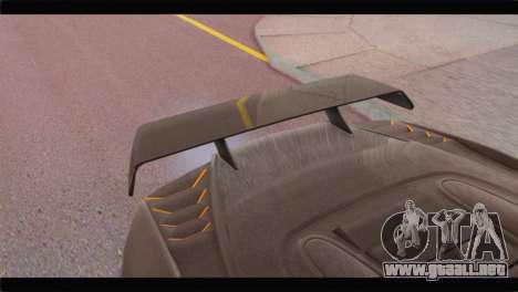GTA 5 Pegassi Zentorno Spider para la visión correcta GTA San Andreas
