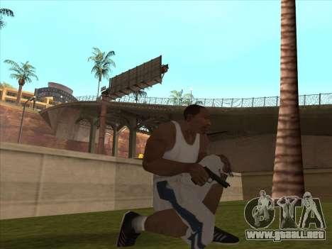Gran ruso de armas de fuego para GTA San Andreas sexta pantalla