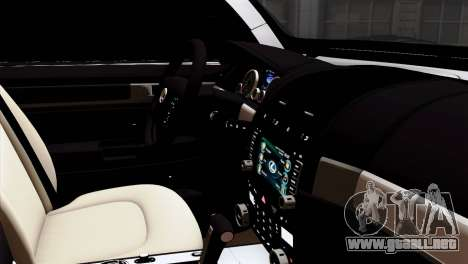 Lexus LX570 2011 para la visión correcta GTA San Andreas