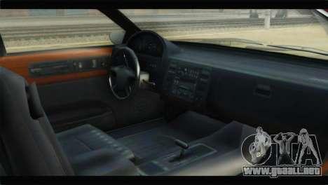 GTA 5 Dundreary Stretch IVF para la visión correcta GTA San Andreas