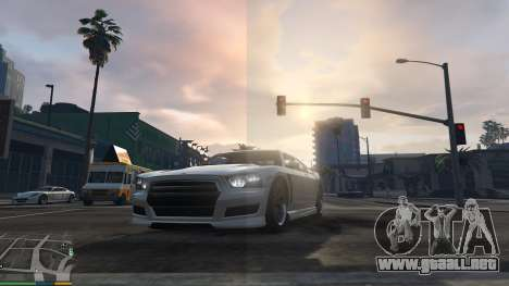 Sharp Vibrant Realism (Custom ReShade) para GTA 5