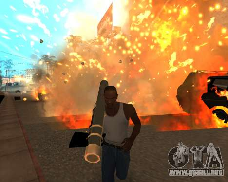 Good Effects v1.1 para GTA San Andreas undécima de pantalla