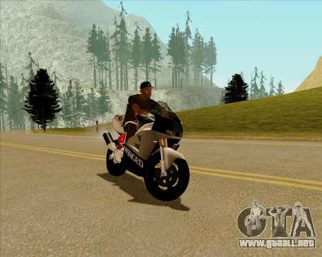 NRG-500 Winged Edition V.2 para GTA San Andreas left