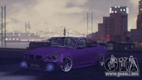 Real Live ENB para GTA San Andreas tercera pantalla