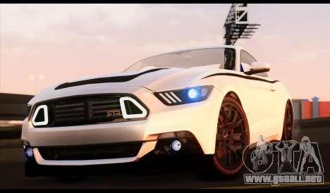 ENB Pavanjit v4 para GTA San Andreas segunda pantalla