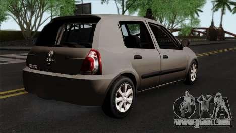 Renault Clio Mio 5P para GTA San Andreas left