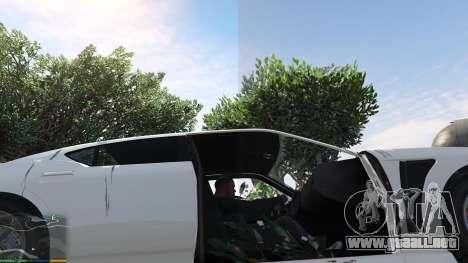 GTA 5 Sharp Vibrant Realism (Custom ReShade) tercera captura de pantalla