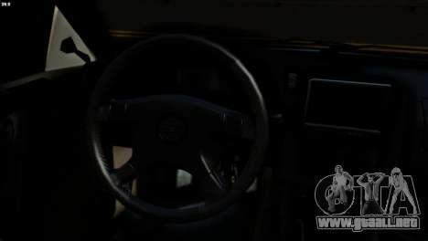 Opel Astra GSI 2.0 para la visión correcta GTA San Andreas