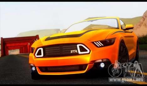 ENB Pavanjit v4 para GTA San Andreas sexta pantalla