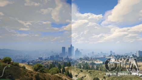 GTA 5 Reshade & SweetFX segunda captura de pantalla