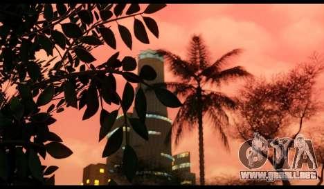 ENB Pavanjit v4 para GTA San Andreas novena de pantalla