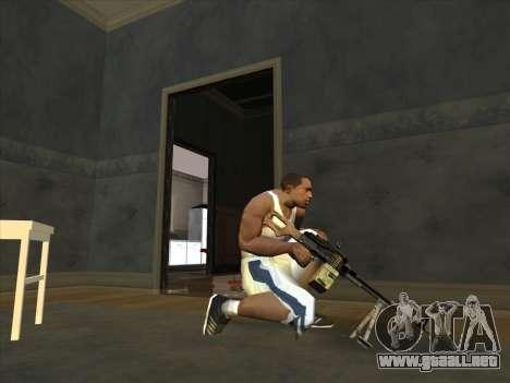 PCM de Battlefield 2 para GTA San Andreas segunda pantalla