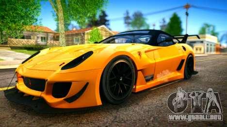 Pavanjit ENB v3 para GTA San Andreas segunda pantalla
