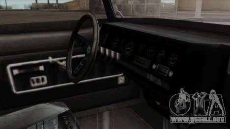 GTA 5 Lampadati Casco IVF para la visión correcta GTA San Andreas