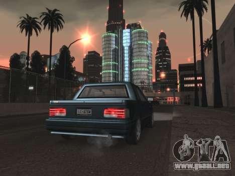 Final De Niza ColorMod para GTA San Andreas tercera pantalla