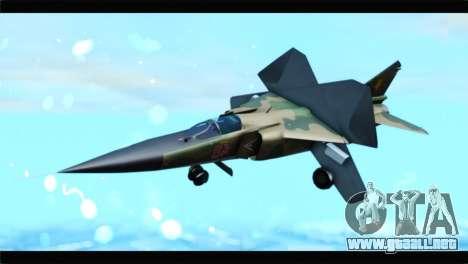 MIG-23ML Yuktobanian Air Force para GTA San Andreas